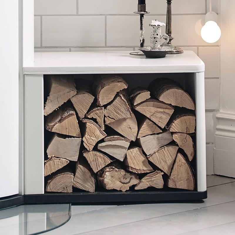 Contura 600 vrijstaand houtvak
